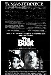 L'affiche du film Le Bateau