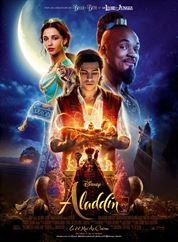 L'affiche du film Aladdin