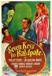 Affiche du film Seven Keys To Baldpate