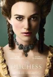 Affiche du film The Duchess