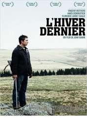 Affiche du film L'Hiver dernier