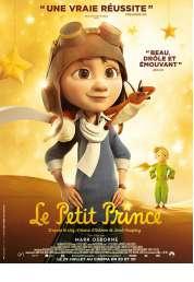 L'affiche du film Le Petit Prince