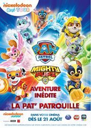 L'affiche du film Mighty Pups, La Super Patrouille