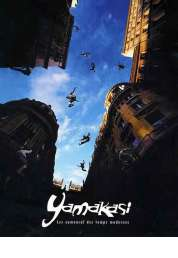 Affiche du film Yamakasi (les samouraïs des temps modernes)
