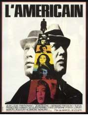 Affiche du film L'americain