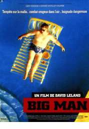 Affiche du film Big man