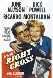 Affiche du film Right Cross