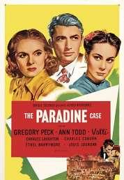 Affiche du film Le procès Paradine