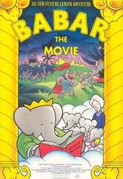 Affiche du film Le triomphe de Babar