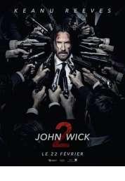 L'affiche du film John Wick 2