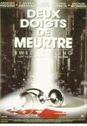 Affiche du film Deux Doigts de Meurtre