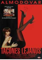 L'affiche du film Talons aiguilles