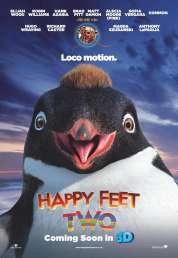 Affiche du film Happy Feet 2