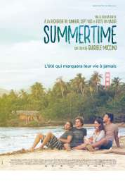 L'affiche du film Summertime