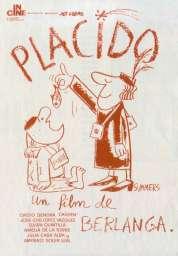 L'affiche du film Placido