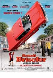 Affiche du film Benoît Brisefer : les Taxis Rouges