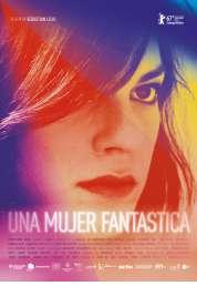 L'affiche du film Une femme fantastique