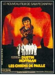 Affiche du film Les chiens de paille