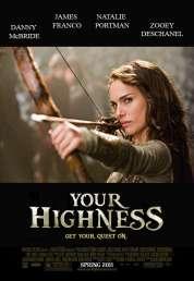 Affiche du film Votre majesté