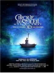 Affiche du film Cirque du Soleil 3D : le voyage imaginaire