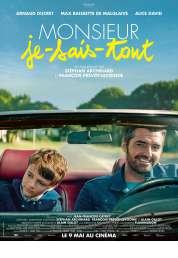 L'affiche du film Monsieur Je-sais-tout