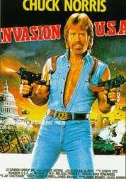 Affiche du film Invasion Usa