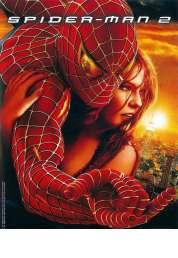 Affiche du film Spider-man 2