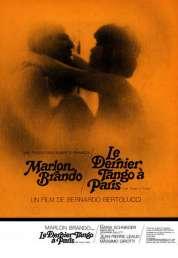 Affiche du film Le dernier tango à Paris