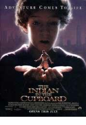 Affiche du film L'Indien du placard
