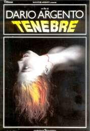 L'affiche du film Ténèbres