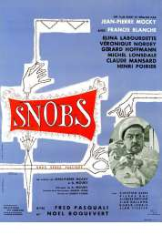 Affiche du film Snobs