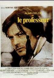 L'affiche du film Le Professeur