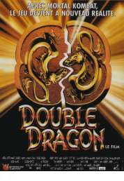 Affiche du film Double Dragon