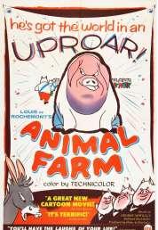 Affiche du film La ferme des animaux