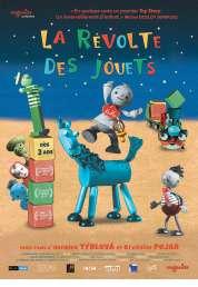 Affiche du film La Revolte des jouets