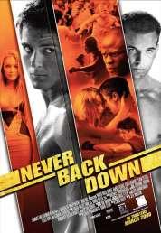 Affiche du film Never Back Down