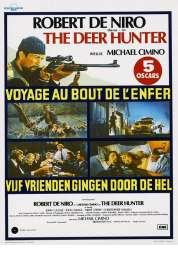 L'affiche du film Voyage au bout de l'enfer
