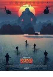 L'affiche du film Kong: Skull Island
