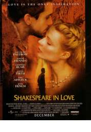 L'affiche du film Shakespeare in love