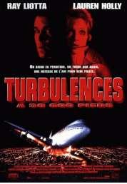 Affiche du film Turbulences à 30 000 pieds