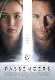 L'affiche du film Passengers