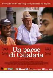 L'affiche du film Un Paese di Calabria