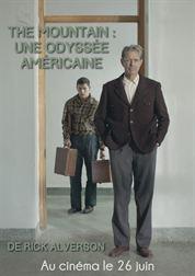 L'affiche du film The Mountain : une odyssée américaine