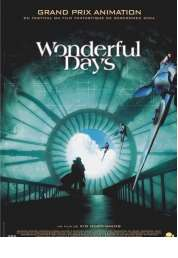 Affiche du film Wonderful days