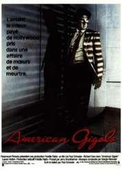 Affiche du film American gigolo