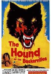 Affiche du film Le Chien des Baskerville