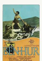Affiche du film Ben Hur