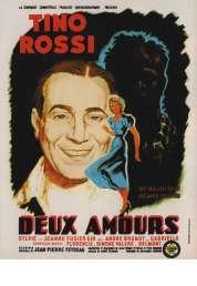Affiche du film Deux Amours