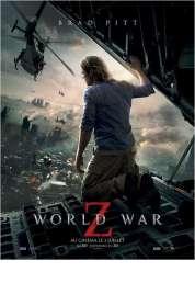 Affiche du film World War Z