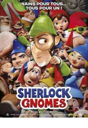 L'affiche du film Sherlock Gnomes